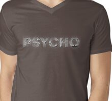 Psycho Mens V-Neck T-Shirt