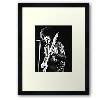 Phil Lynott Framed Print
