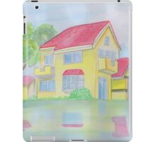 Ponyo Background Design iPad Case/Skin