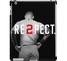 Derek Jeter 2 iPad Case/Skin