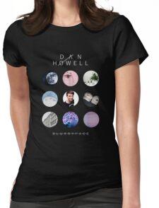 Dan Album Cover Womens Fitted T-Shirt