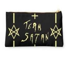Team Satan (Yellow) Studio Pouch