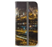 24 Hour Machine iPhone Wallet/Case/Skin