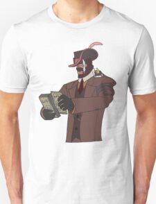 Spy Team Fortress 2  Unisex T-Shirt