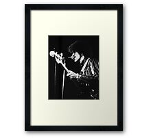 Phil Lynott, 1978 Framed Print