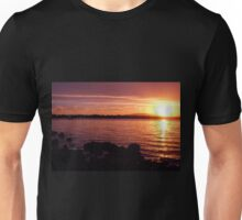 Tasmanian Sunset No. 8 Unisex T-Shirt