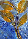 Every leaf is a flower by Elizabeth Kendall