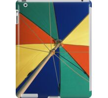 A Leisure at a Beach iPad Case/Skin