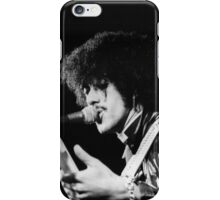 Phil Lynott in London iPhone Case/Skin