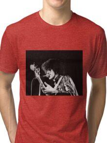 Phil Lynott in London Tri-blend T-Shirt