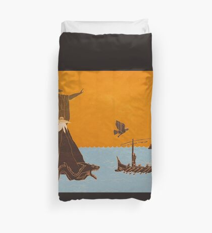 Age of Legends - Epic Adventures Duvet Cover