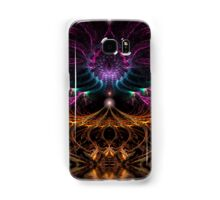 Psychedelic Fractal Circus Samsung Galaxy Case/Skin
