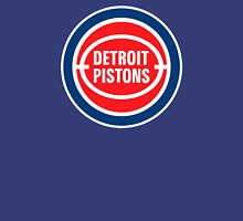 DETROIT PISTONS BASKETBALL RETRO Unisex T-Shirt