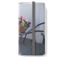 Rustic Barrow iPhone Wallet/Case/Skin