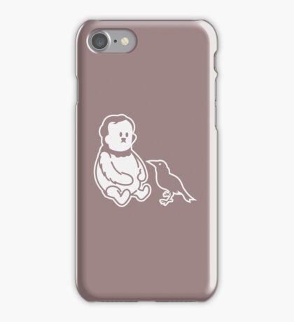 Winnie the Poe - Poe, der Bär iPhone Case/Skin
