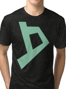 Yuma Tsukumo Duel shirt Tri-blend T-Shirt