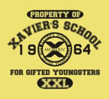 X-MEN XAVIER´S SCHOOL Kids Tee