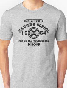 X-MEN XAVIER´S SCHOOL Unisex T-Shirt