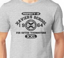 X-MEN XAVIER´S SCHOOL Unisex T-Shirt