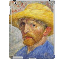 Vincent Van Gogh - Self Portrait  iPad Case/Skin