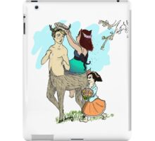 Flower Crown Squad iPad Case/Skin