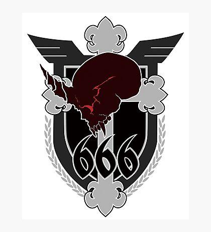 666th TSF Squadron Photographic Print