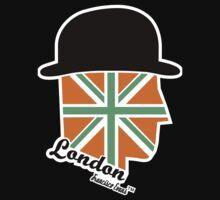 London Gentleman by Francisco Evans ™ One Piece - Short Sleeve