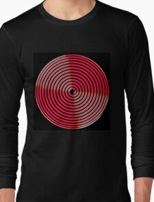 RED SPIRAL 2 Long Sleeve T-Shirt