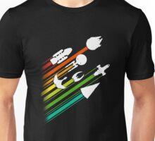 Intergalactic Speedway Unisex T-Shirt