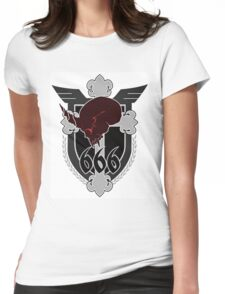 666th TSF Squadron Womens Fitted T-Shirt