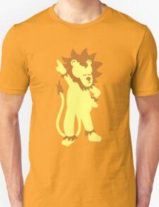 Der Partylöwe - party animal Unisex T-Shirt