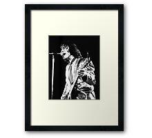 Gary Moore Framed Print