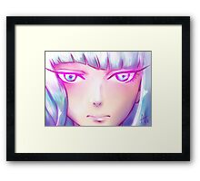 GIRL Daoko Framed Print