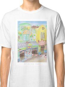 Spirited Away Background Design Classic T-Shirt