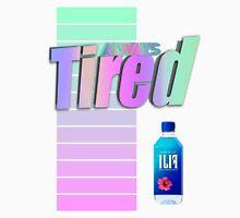 Always tired Vaporwave aesthetics Unisex T-Shirt