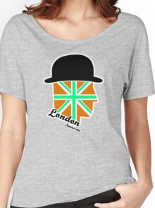 London Gentleman by Francisco Evans ™ Women's Relaxed Fit T-Shirt
