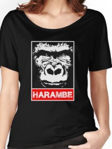 Remember Harambe Women's Relaxed Fit T-Shirt