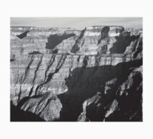 Ansel Adams - Grand Canyon One Piece - Long Sleeve