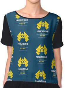 Nakatomi Plaza T-Shirt Chiffon Top