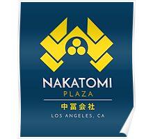Nakatomi Plaza T-Shirt Poster