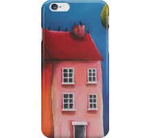 The Pink House iPhone Case/Skin