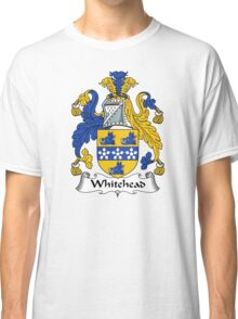 Whitehead Coat of Arms / Whitehead Family Crest Classic T-Shirt