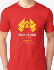 Nakatomi Towers T-Shirt Unisex T-Shirt