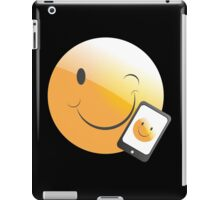 emotion phone iPad Case/Skin