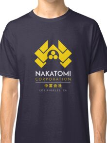 Nakatomi Corporation T-Shirt Classic T-Shirt