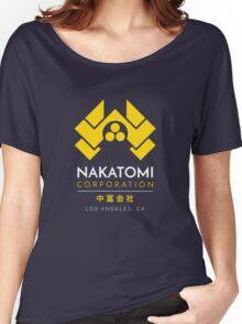 Nakatomi Corporation T-Shirt Women's Relaxed Fit T-Shirt