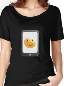 emotion phone Women's Relaxed Fit T-Shirt