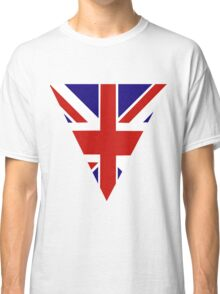 Union Jack (Triangle) Classic T-Shirt