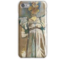 Henri de Toulouse-Lautrec  JANE AVRIL iPhone Case/Skin