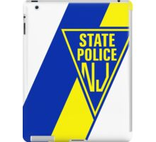 New Jersey State Police iPad Case/Skin
